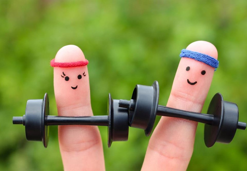 تناسب اندام در هر سنی اهمیت ورزش و فعالی